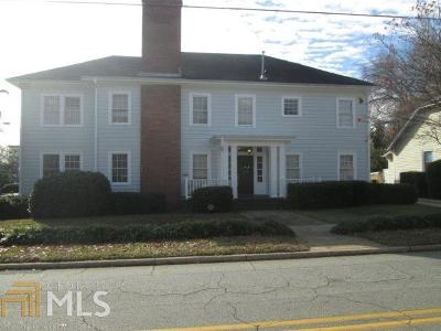 Griffin Multi Family Home Under Contract: 228 E Poplar St And 311 S 5th St