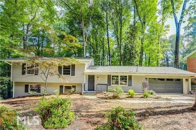 Chamblee Single Family Home For Sale: 3312 North Embry Circle