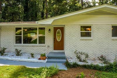 Atlanta Single Family Home New: 2267 Capehart Cir