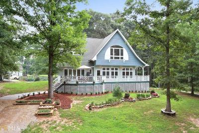 Franklin County Single Family Home Under Contract: 1347 No Where Rd