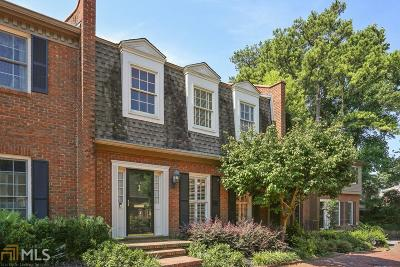 Atlanta Condo/Townhouse New: 5235 Glenridge Dr