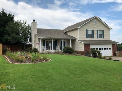 Flowery Branch  Single Family Home New: 5507 Rolling Mist Ct