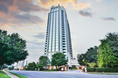 Gallery Condo/Townhouse For Sale: 2795 Peachtree Rd #1708