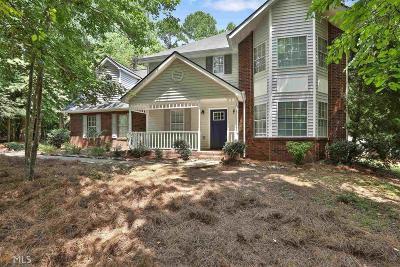 Peachtree City Single Family Home New: 1502 Sedgewick Court