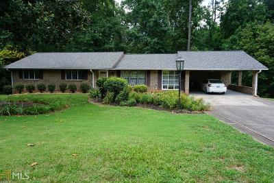 Roswell Rental For Rent: 370 Barkshire Ln
