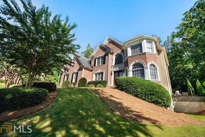 Suwanee Single Family Home For Sale: 3502 Valleyhaven Ct