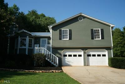 Flowery Branch  Single Family Home New: 6036 Gaines Ferry Rd