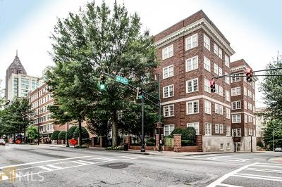 Atlanta Condo/Townhouse New: 800 Peachtree St #1320