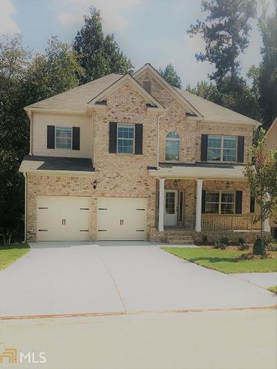 College Park Single Family Home New: 4529 Creekside Cv