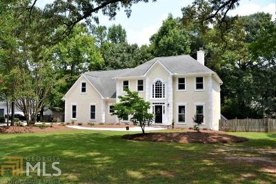 Fayetteville Single Family Home New: 105 Walden Dr