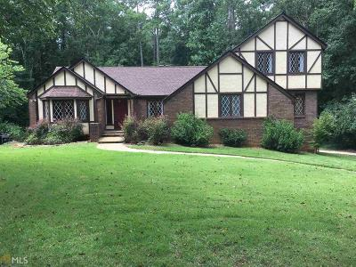 Conyers GA Single Family Home New: $212,000