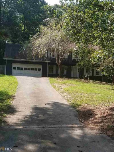 Fairburn Single Family Home New: 8450 Sundridge Dr