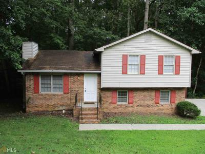 Conyers GA Single Family Home New: $105,000