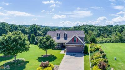 Demorest Single Family Home Under Contract: 378 Sterling Meadows Ct