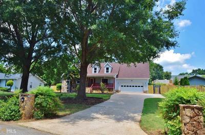 Gainesville  Single Family Home New: 4823 Hiawatha Dr