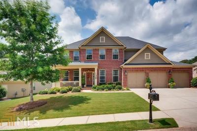 Woodstock Single Family Home For Sale: 130 Johnston Farm Ln