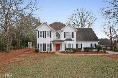 Conyers GA Single Family Home New: $219,000