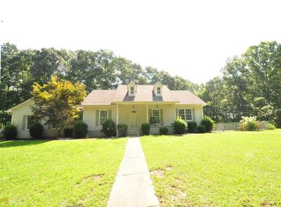 Lagrange Single Family Home Under Contract: 520 Dallas Mill Rd