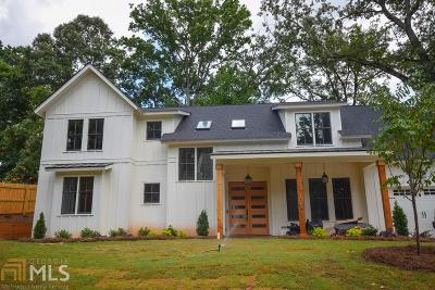 Decatur Single Family Home For Sale: 2072 Spring Creek Rd