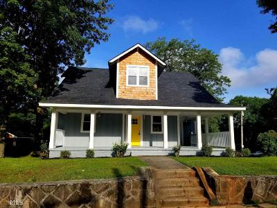 East Point Single Family Home For Sale: 3095 Semmes