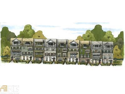 Atlanta Condo/Townhouse New: 985 Memorial Drive #5