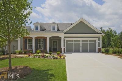 Hoschton Single Family Home For Sale: 5713 Cypress Bluff Ln