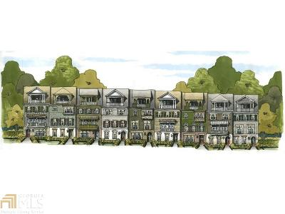 Atlanta Condo/Townhouse New: 985 Memorial Drive #6