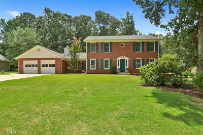 Peachtree City Single Family Home New: 205 Hedgewood Ct.