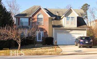 Single Family Home New: 4475 Ferncrest Pl