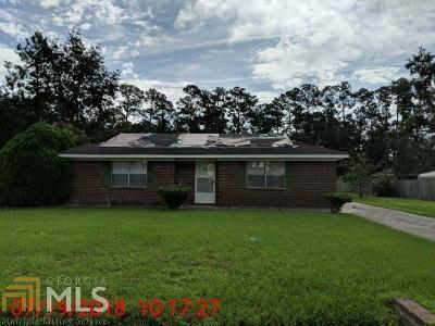 Kingsland GA Single Family Home New: $59,900