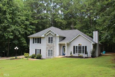 Newnan Single Family Home New: 15 Stephanie Drive