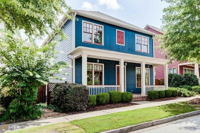 Single Family Home New: 9940 Ashton Old Rd