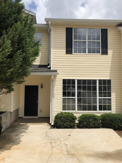 Coweta County Condo/Townhouse Under Contract: 170 Brentwood Dr