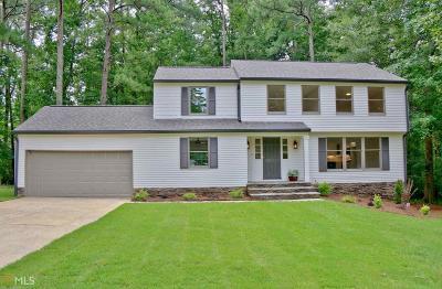 Peachtree City Single Family Home New: 209 Oakmount Dr