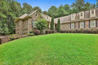 Newnan Single Family Home For Sale: 10 Stone Garden Ct