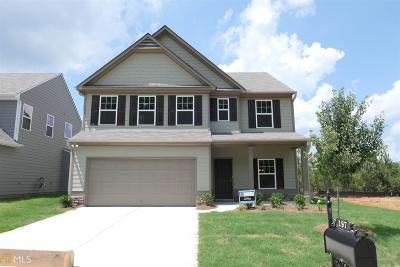 Dallas GA Single Family Home New: $234,265