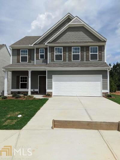 Dallas GA Single Family Home New: $238,465