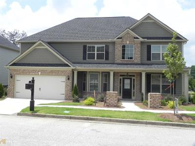 Loganville Single Family Home New: 2627 Gray Mill Way #8 A