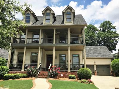 Loganville Single Family Home New: 470 Warm Springs