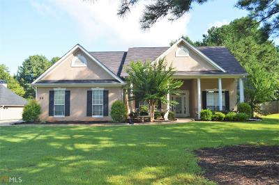 Newnan Single Family Home New: 56 Mosswood Trail