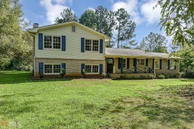 Roswell Single Family Home For Sale: 120 Calais Ct #21