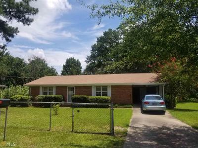 Douglasville GA Single Family Home New: $109,900