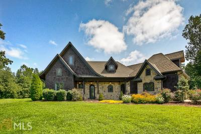 Lumpkin County Single Family Home For Sale: 800 Little Mountain Rd