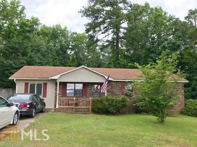 Haddock, Milledgeville, Sparta Single Family Home For Sale: 106 NE Gmc Rd