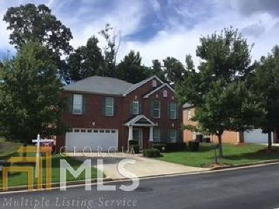 Douglasville GA Single Family Home New: $261,150