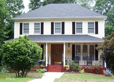 Lilburn Single Family Home For Sale: 1593 Walkway Ct