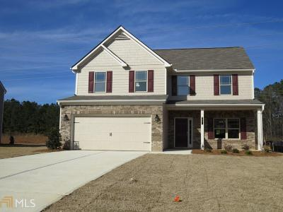 Douglasville GA Single Family Home New: $209,638