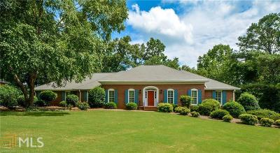 Roswell Single Family Home For Sale: 160 Mountain Shoals Rd