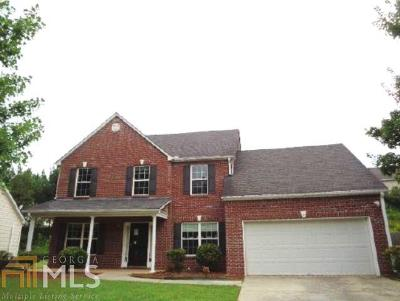 Conyers Single Family Home For Sale: 2260 NE Grassy Spring Ct