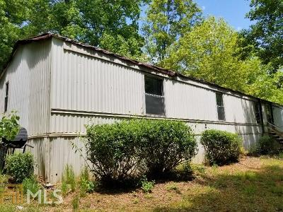 Habersham County Single Family Home For Sale: 1797 Boyd Wood Rd